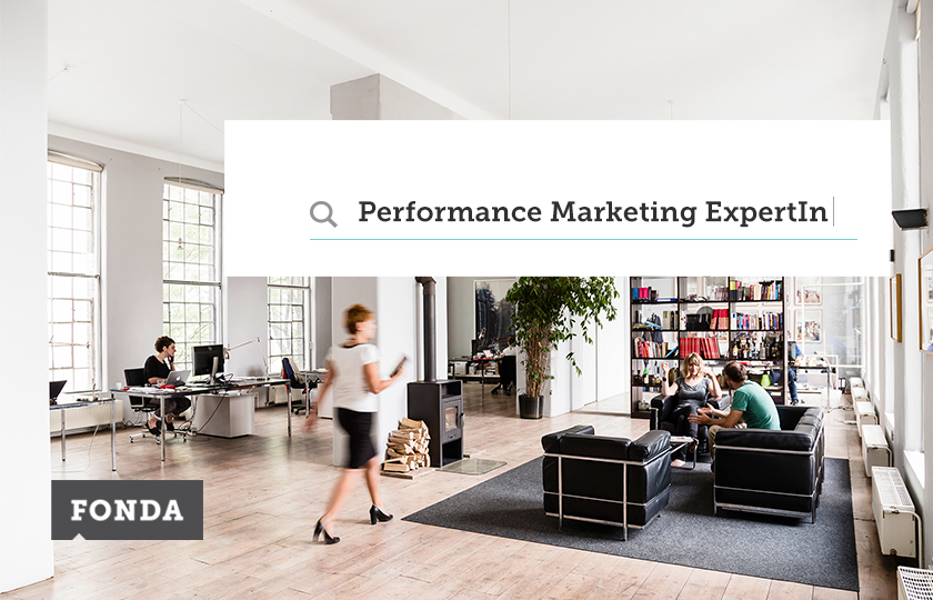 Performance Marketing Experte/in gesucht
